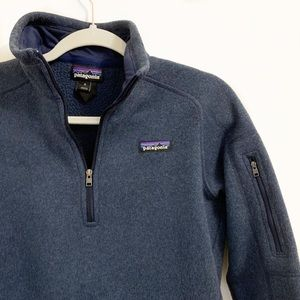 Patagonia better sweater size medium